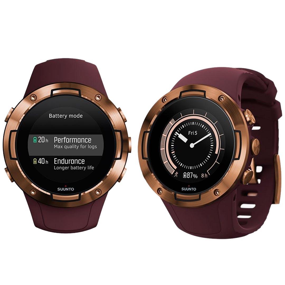Suunto  часы 5 Gen1 burgundy copper