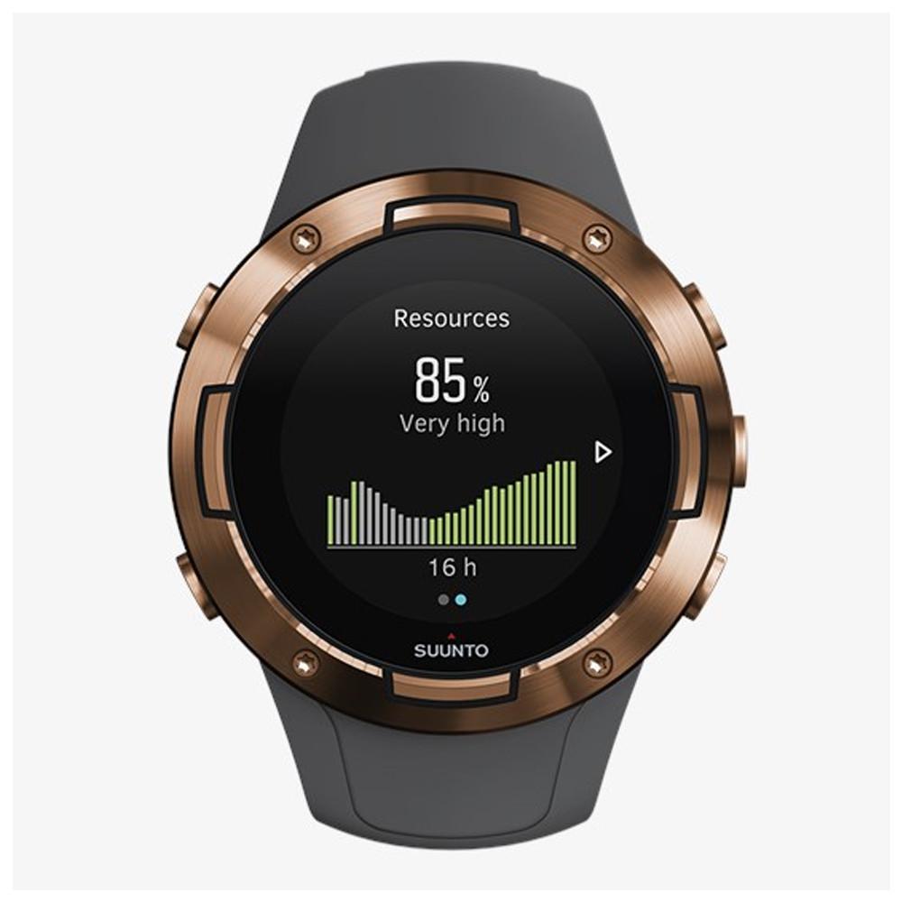 Suunto  часы 5 Gen1 graphite copper kav