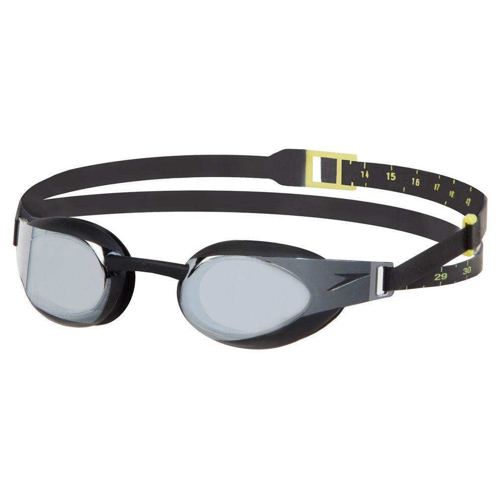 Speedo  очки для плавания профессиональные Elite mirror