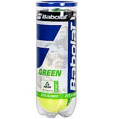 Babolat  мячи теннисные Green х3 (24)