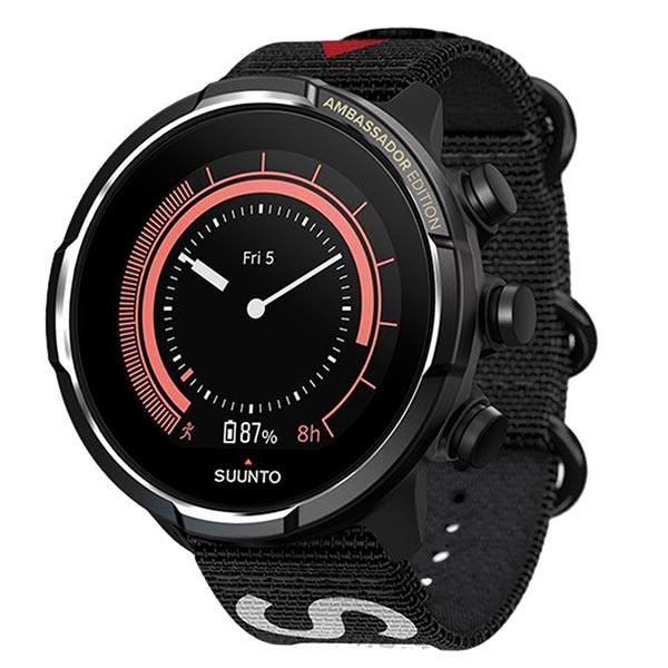 Suunto  часы 9 G1 baro titanium  ambassador