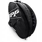 Zipp  сумка для колёс (shoulder strap,wrap-around handle,skewer pocket and padded outer layer), фото 3