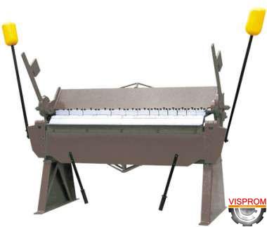 Ручная листогибочная машина VISPROM LR-2.5x1220