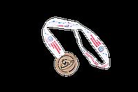 Медаль ЖХЛ за 3-ое место (с лентой)