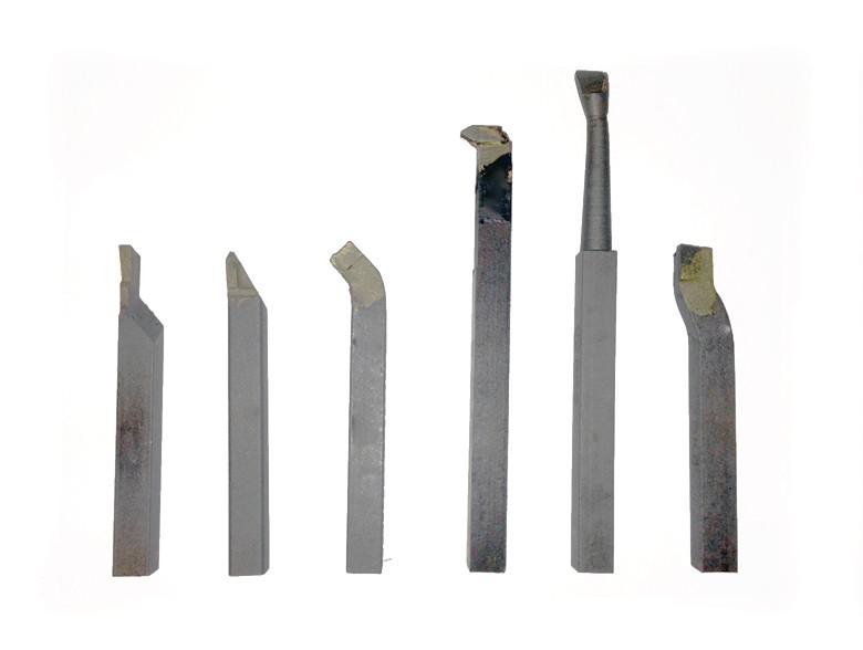 Комплект резцов PROMA 12х12 ВК8 6шт.