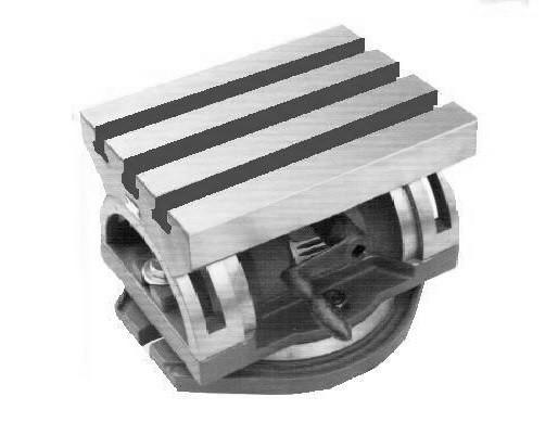 Стол координатный наклоняемый поворотный VISPROM KTT-180R