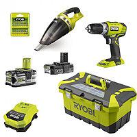 Набор инструментов Ryobi RCD18-252VT 5133003622