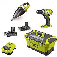 Набор инструментов Ryobi RCD18-220VT 5133003636