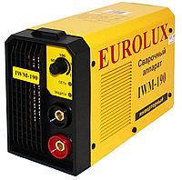 Сварочный аппарат  инверторный   IWM190 Eurolux, фото 1