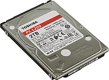"TOSHIBA HDWL120UZSVA Жесткий диск для ноутбука 2TB SATA 6GB 2.5"" 5400RPM 128MB ТОЛЩИНА 7ММ"