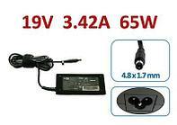 Зарядка (сетевой адаптер) Deluxe для ноутбука Acer, 19V 3.42A 65W 4.8x1.7mm