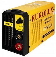 Сварочный аппарат  инверторный   IWM220 Eurolux, фото 1