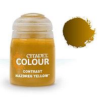 Contrast: Nazdreg Yellow (Контраст: Наздрег жёлтый). 18 мл.