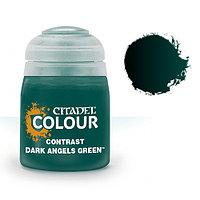 Contrast: Dark Angels Green (Контраст: зелёный тёмных ангелов). 18 мл.