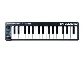 Миди клавиатура M-AUDIO KEYSTATION MINI 32 MK3