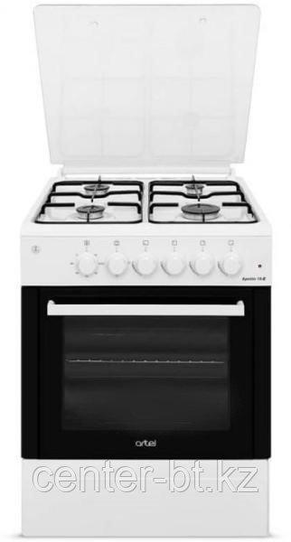 Газовая плита с электрической духовкой Artel APETITO 10-E (белая)