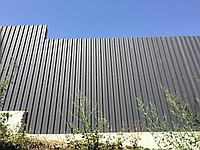 Забор из профнастила в Алматы