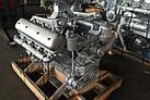 ЯМЗ-6582.10 V-образный 8-цилиндровый дизельный двигатель, фото 2