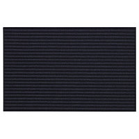 КРИСТРУП Придверный коврик, темно-синий, фото 1