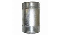 Бочата оцинкованные DN 15, L-45мм