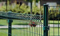 3D забор (забор из сварной сетки пр-во Россия)