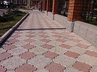 Тротуарная плитка «Ромашка»