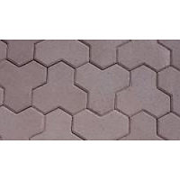 Тротуарная плитка «Лепесток», толщина 60 мм