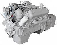 ЯМЗ-236М2 V-образный 6-цилиндровый дизельный двигатель, фото 1