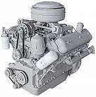 ЯМЗ-236М2 V-образный 6-цилиндровый дизельный двигатель, фото 2