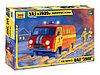 Сборная модель УАЗ «3909» Пожарная служба