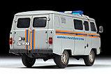 Сборная модель УАЗ «3909» Аварийно-спасательная служба, фото 3