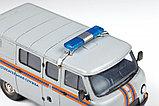 Сборная модель УАЗ «3909» Аварийно-спасательная служба, фото 4
