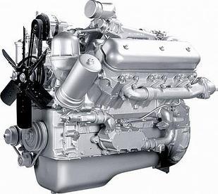 ЯМЗ-236НД V-образный 6-цилиндровый дизельный двигатель