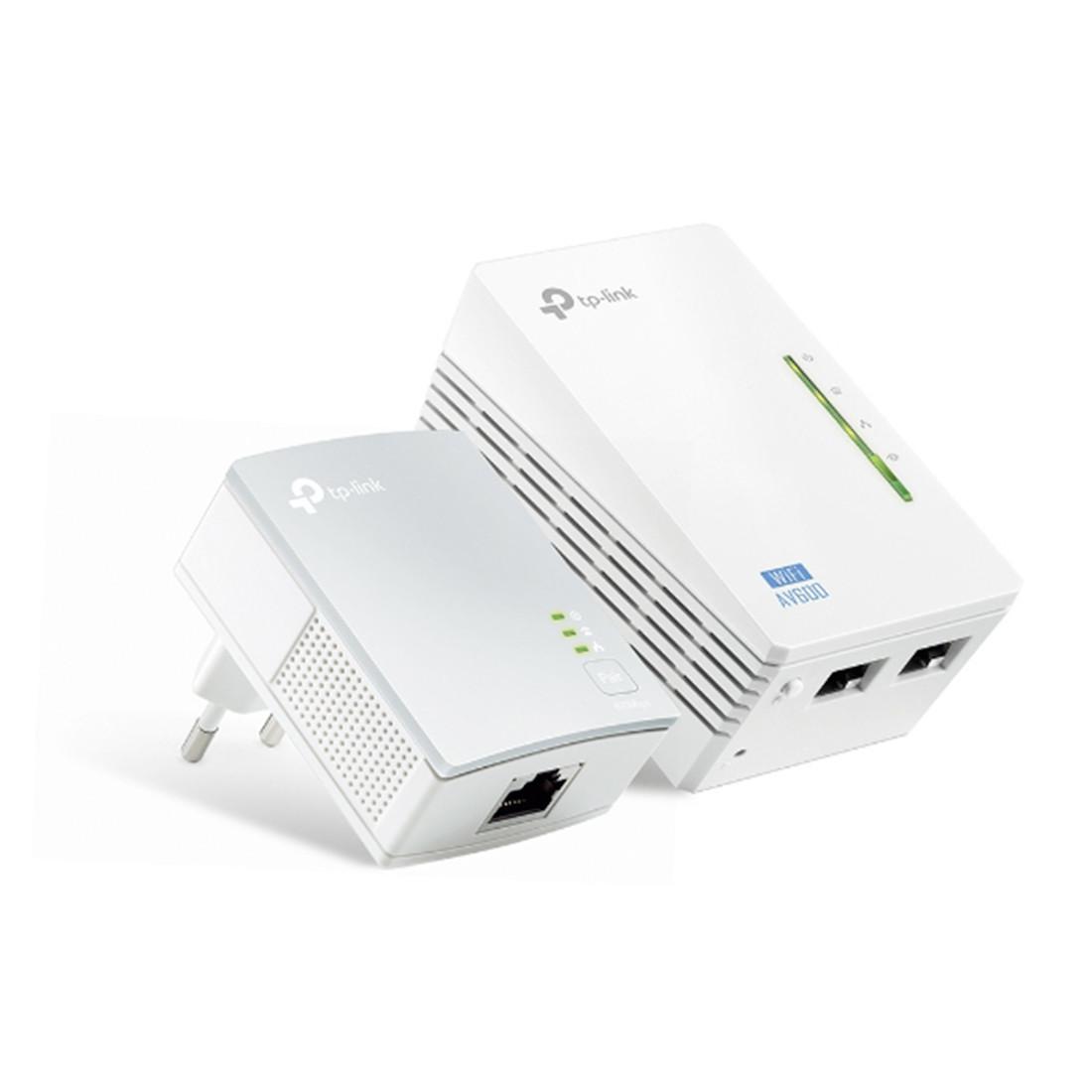 TP-LINK TL-WPA4220KIT Адаптер Powerline