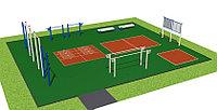 Воркаут Спортивная площадка VI-XI ступень (вариант №5)