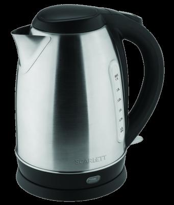 Электрический чайник Scarlett SC-EK21S52 (металл)