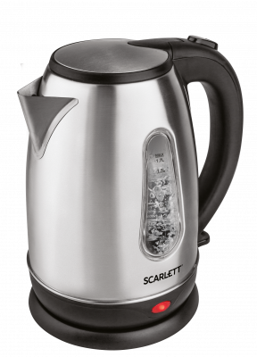 Электрический чайник Scarlett SC-EK21S69 (металл)