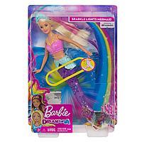 Кукла Barbie Dreamtopia Мерцающая русалочка.