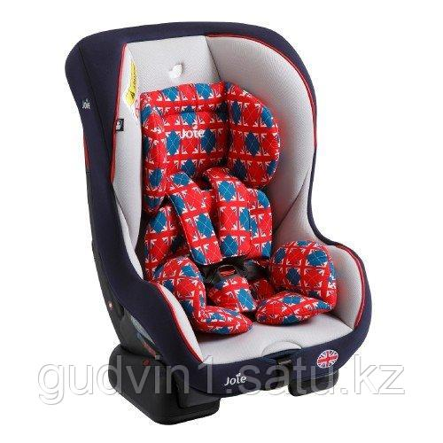 Автокресло Joie Tilt Union jack navy