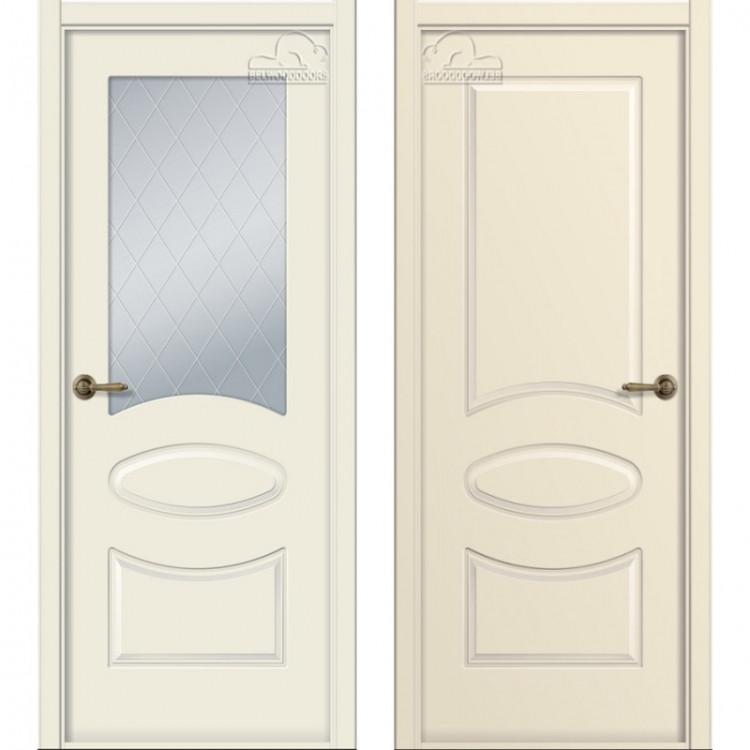 Дверь Элина слоновая кость