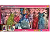 Кукла Defa Lucy c набором платьев