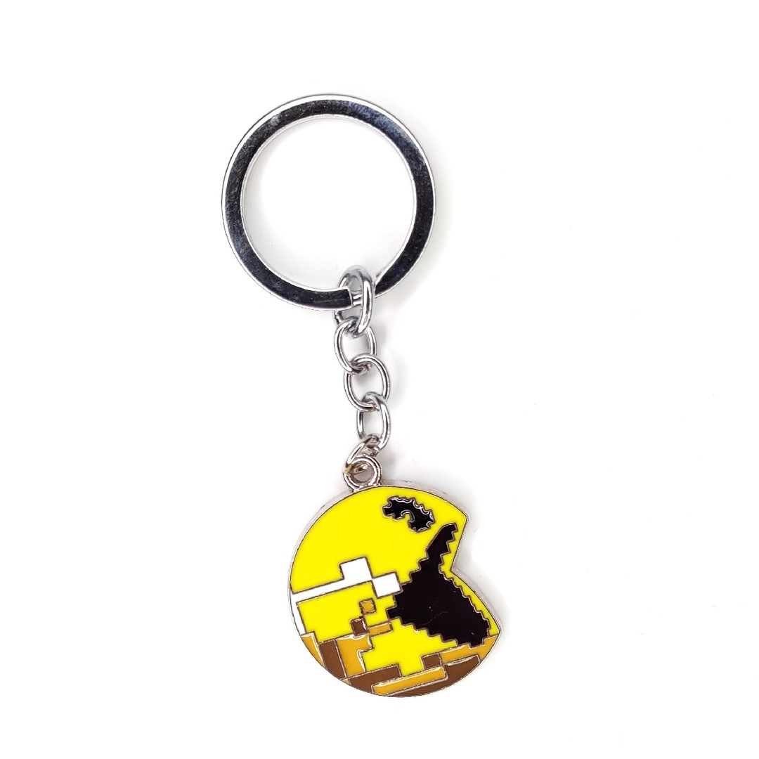 "Брелок из ""Pac-Man"""