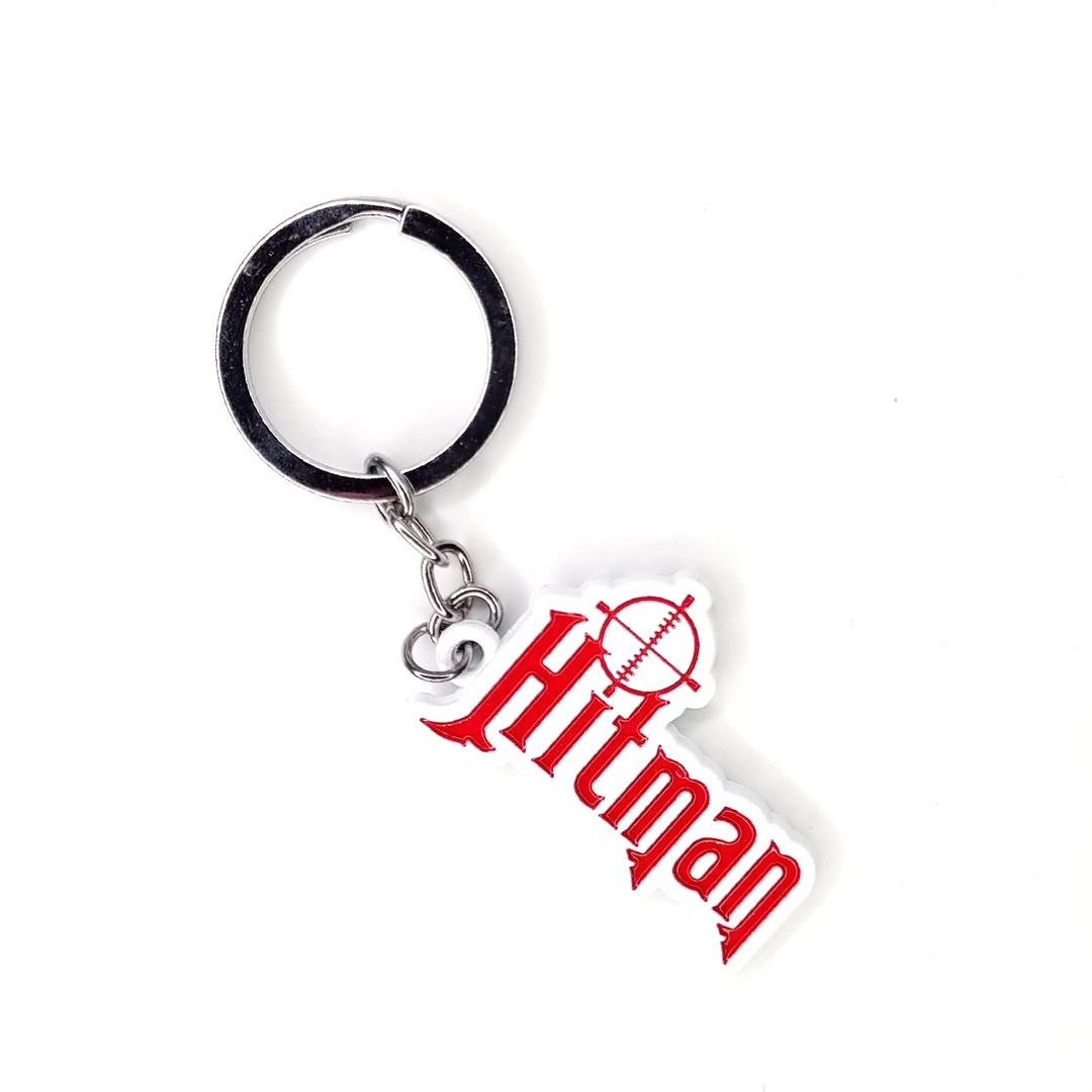 """Брелок из """"Hitman"""""""