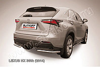 Уголки d57 Lexus NX 300h 2014-18