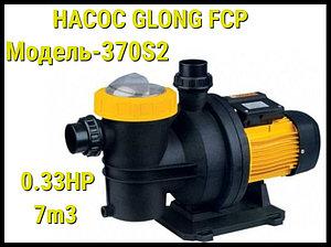 Насос для бассейна Glong FCP 370S2 c префильтром