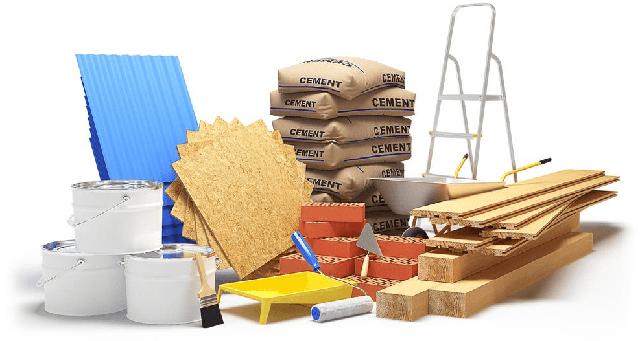 купить строительные материалы с доставкой