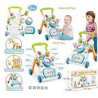 Детские ходунки-каталка 696 - R-16