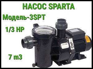 Насос для бассейна Sparta 3SPT c префильтром