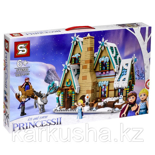 Конструктор Ice and snow Princess 2