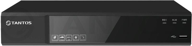 TSr-NV04142 - Сетевой 4 канальный регистратор для IP камер